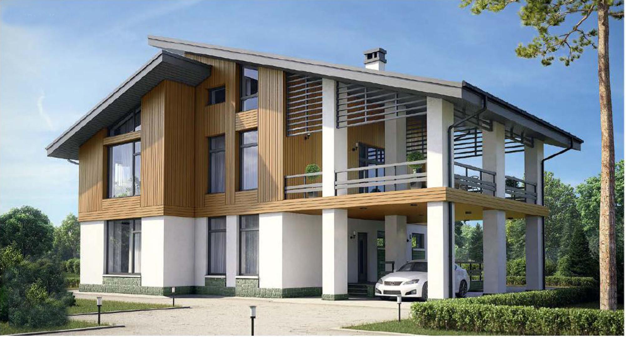 Стройдомурал - проекты домов.